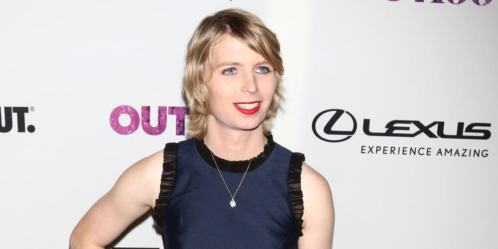 trans decade - chelsea manning DO NOT REUSE