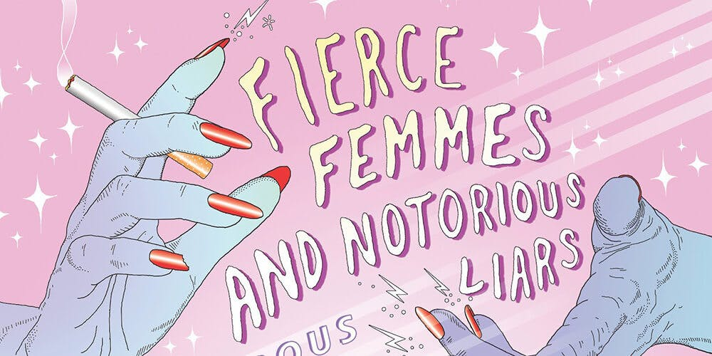 trans decade - fierce femmes and notorious liars kai cheng thom