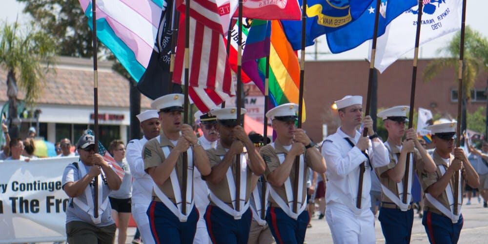 trans decade- military ban DO NOT REUSE