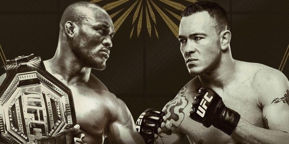 Usman vs Covington UFC 245 streaming