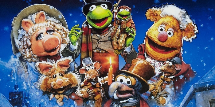 watch muppet Christmas Carol