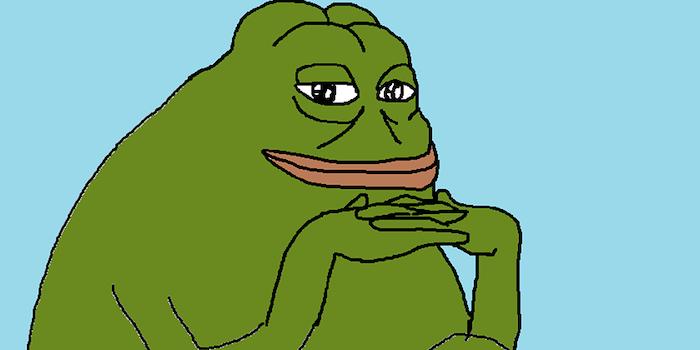 pepe the frog groyper meme