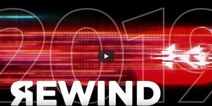 YouTube Rewind 2019 video