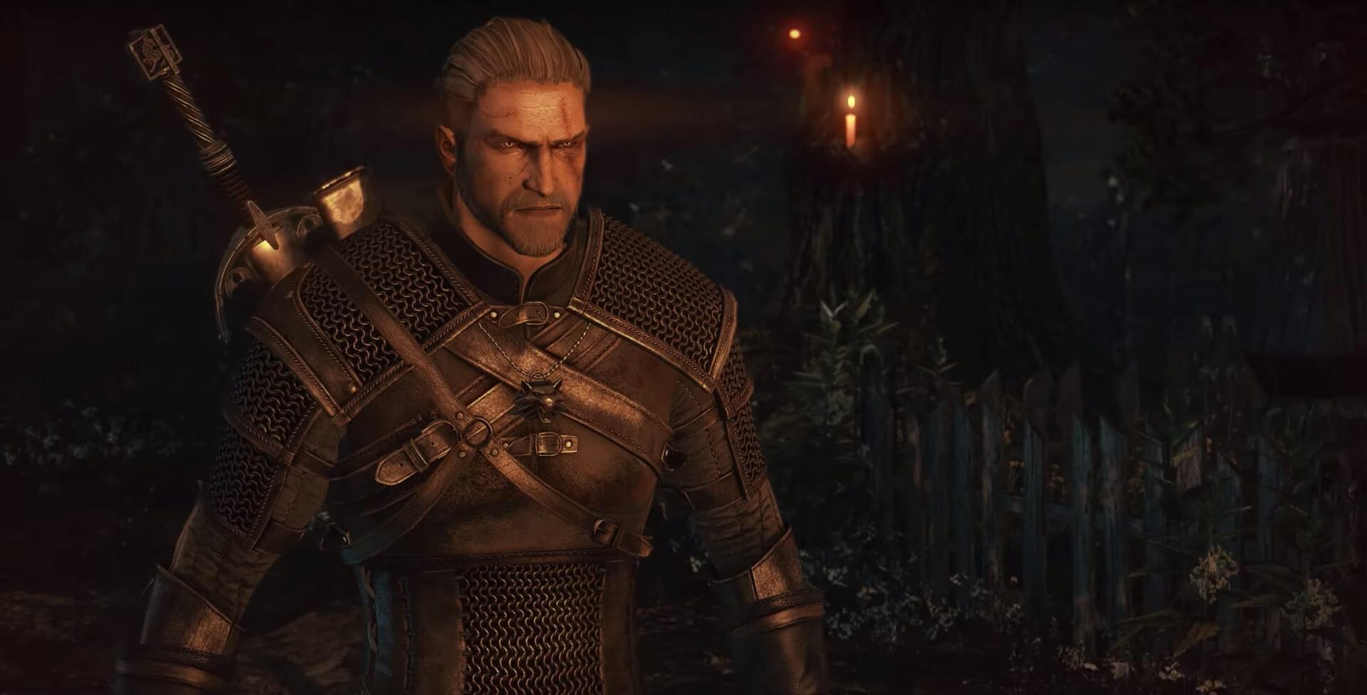 Geralt - The Witcher 3