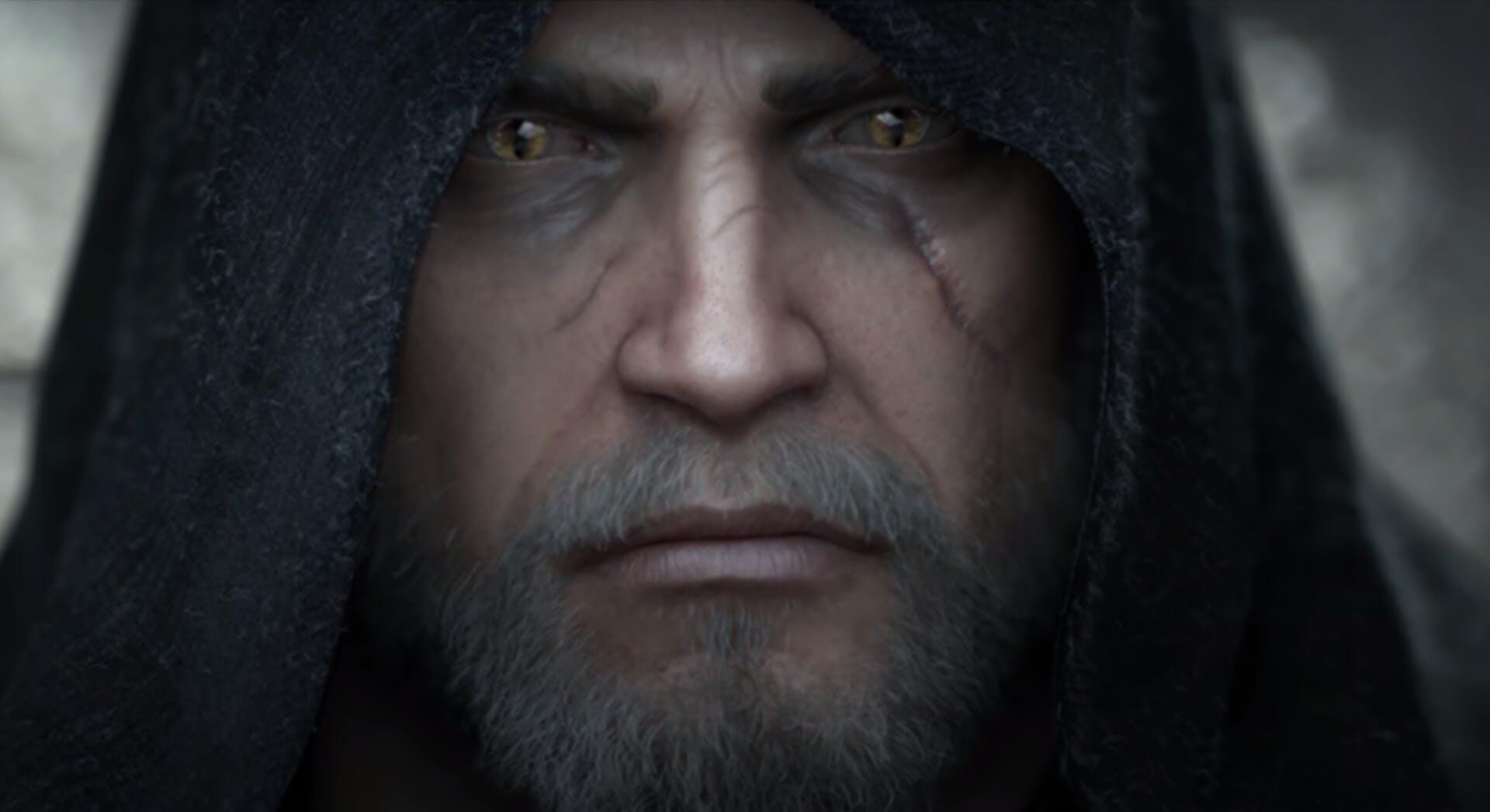 Geralt - eyes
