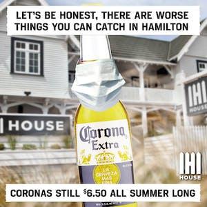 House on Hood - coronavirus ad