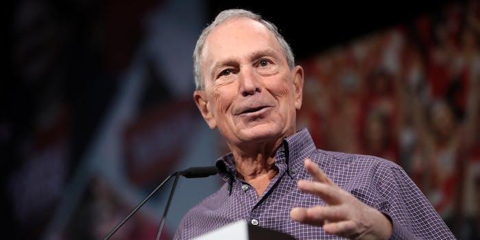 Michael Bloomberg Broadband Policy 2020