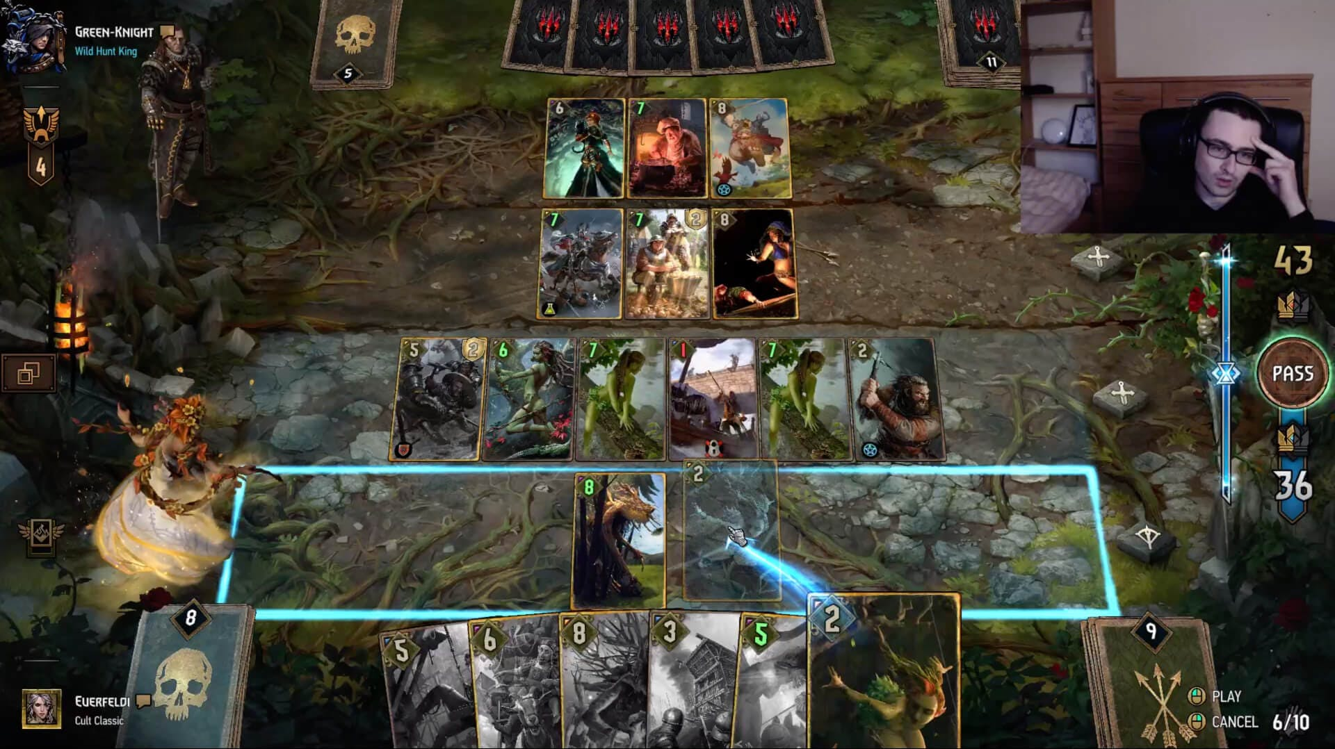 Play Gwent online