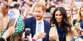 Prince Harry - Meghan Markle