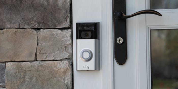 Ring Privacy Center Announcement