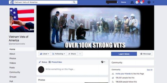 Russia Social Media Manipulation Veterans