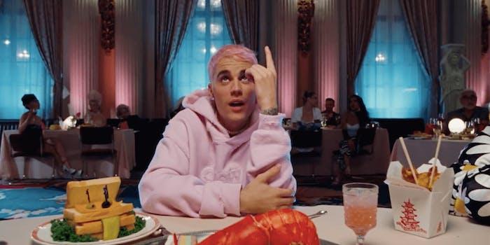 Justin Bieber Yummy Twitter