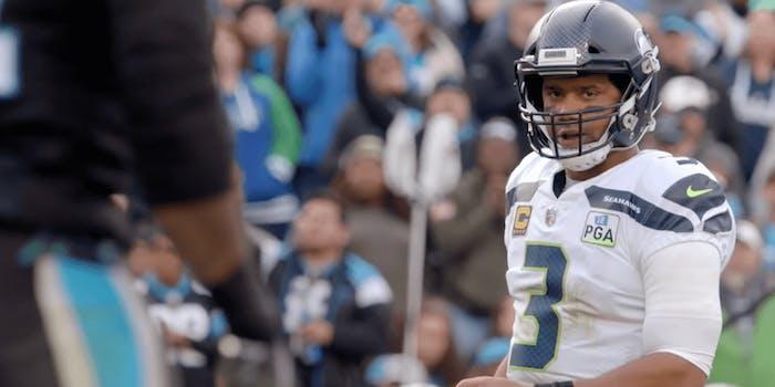 Seahawks Eagles wild card playoffs 2019