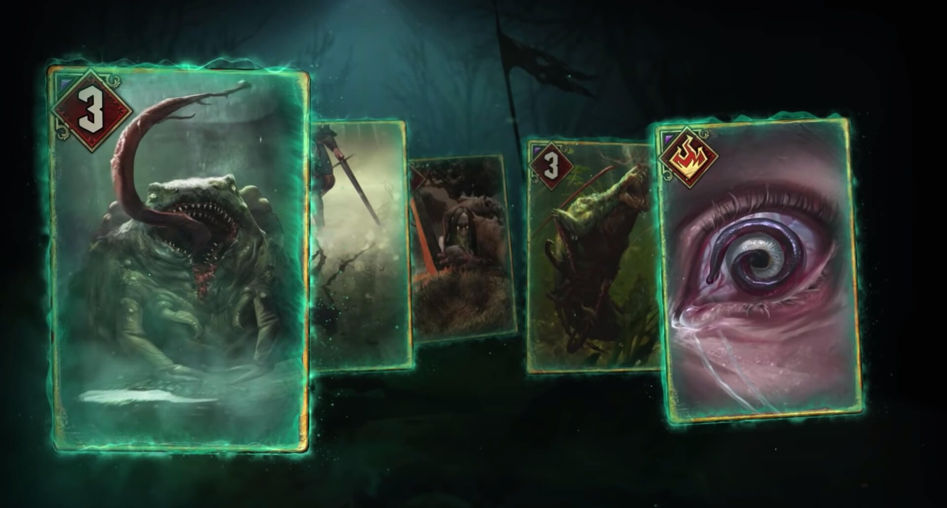 Gwent - The Witcher