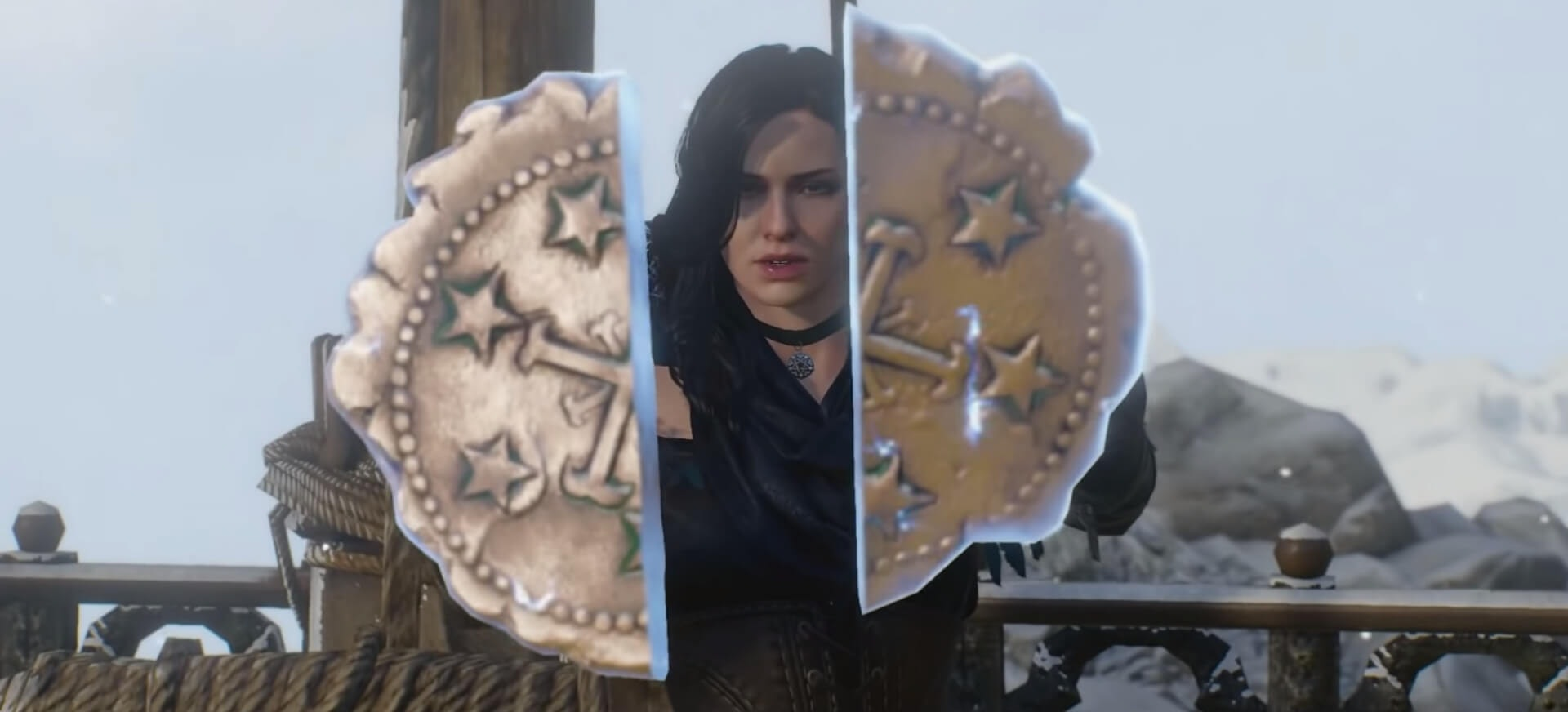 Yennefer - magic