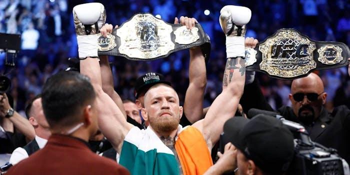 Conor McGregor vs Donald Cerrone UFC 246