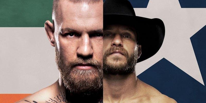 Conor McGregor vs Donald Cerrone UFC 246 live stream