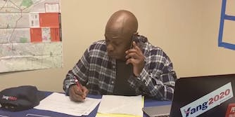 dave chappelle andrew yang phone banking