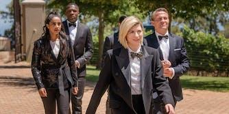 doctor who season 12 episode 1 recap