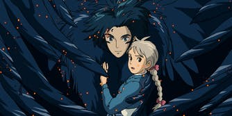 ghibli moving castle