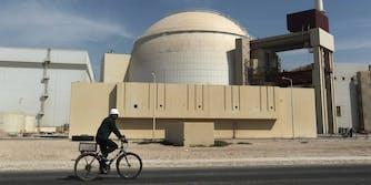 iran earthquake conspiracies nuclear facility in Bushehr