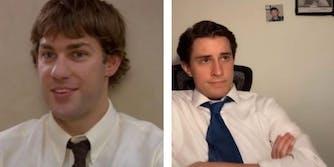 Jim The Office Tiktok