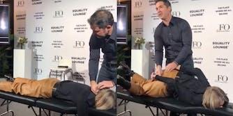 julianne hough energy healing video