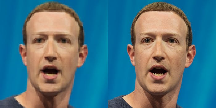 mark zuckerberg deepfake