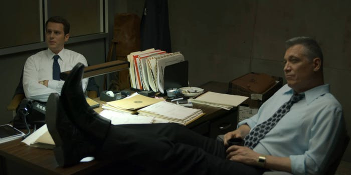 mindhunter season 2 renewal canceled