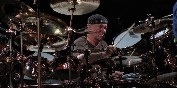 neil peart dies rush drummer