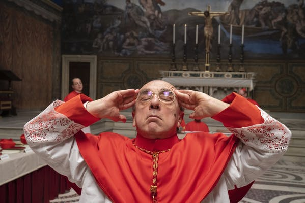 new pope hbo