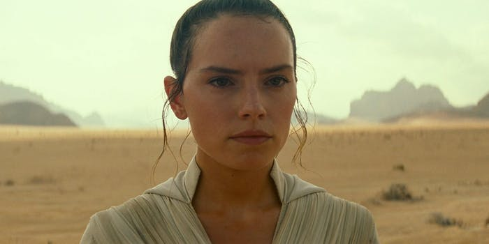 rey tatooine rise skywalker