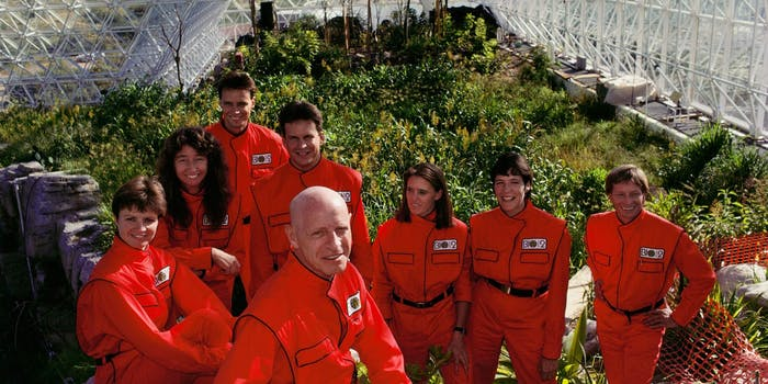 spaceship earth sundance review