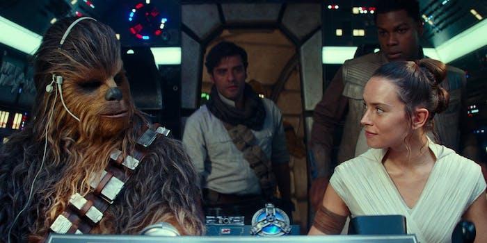 star wars trevorrow script