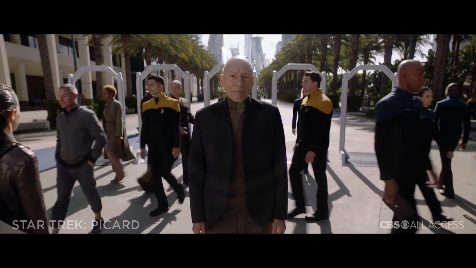 Star Trek: Picard cast