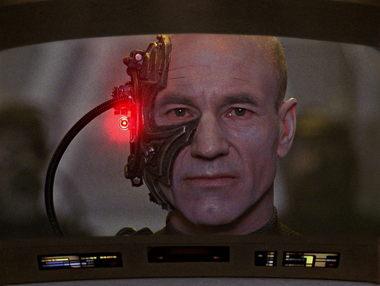 Star Trek the next generation cast