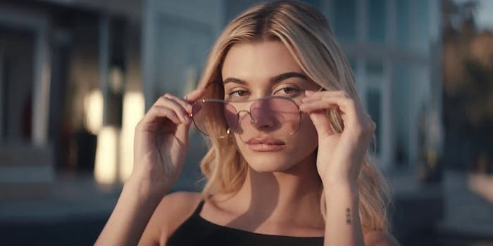 top instagram models 2020 hailey bieber