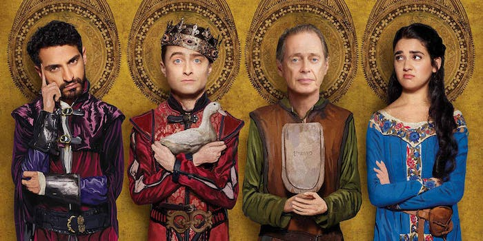watch miracle workers: dark ages