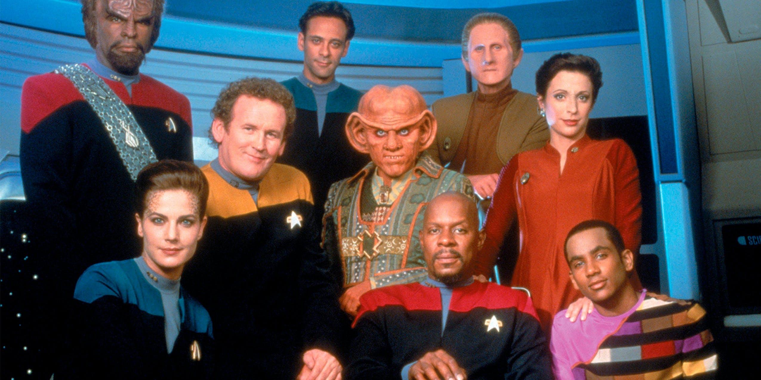 watch Star Trek: deep space nine