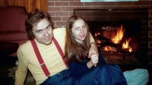 watch Ted Bundy falling for a serial killer