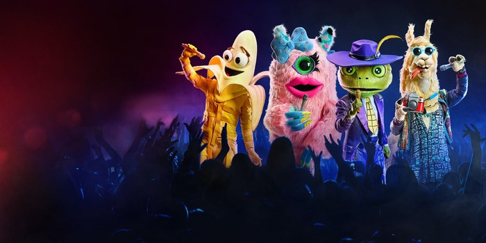 watch the masked singer