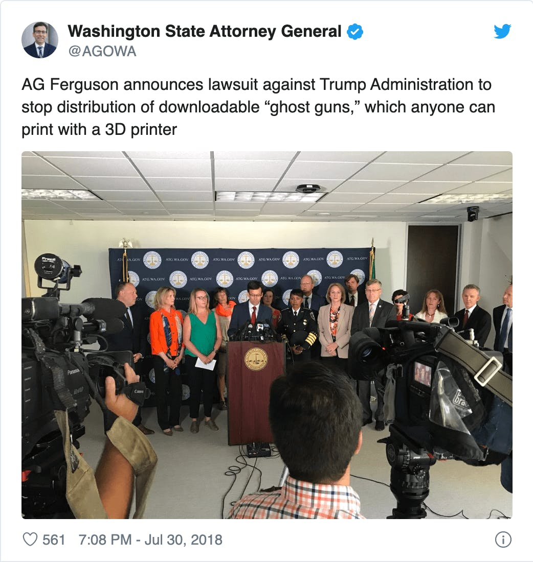 Washington-Attorney-tweets-3d-printed-gun-lawsuit