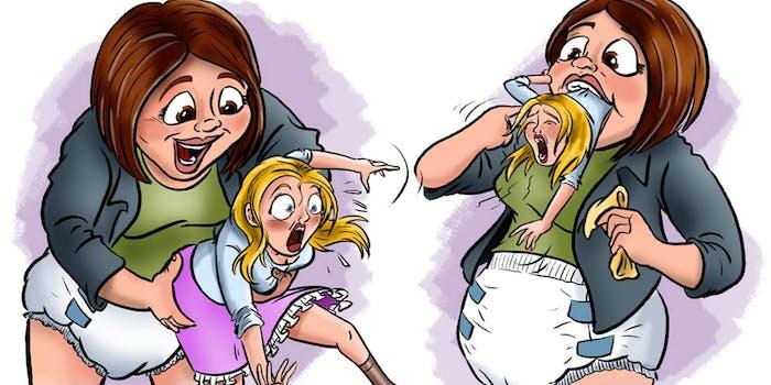 Amy Klobuchar Vore Comic