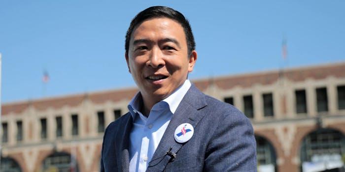 Andrew Yang Facebook