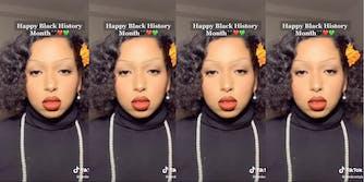 tiktok black history month