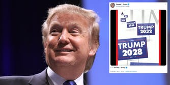 Donald Trump Hall of the Mountain King Meme Impeachment Vote