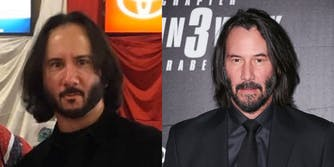 Fake Keanu Reeves