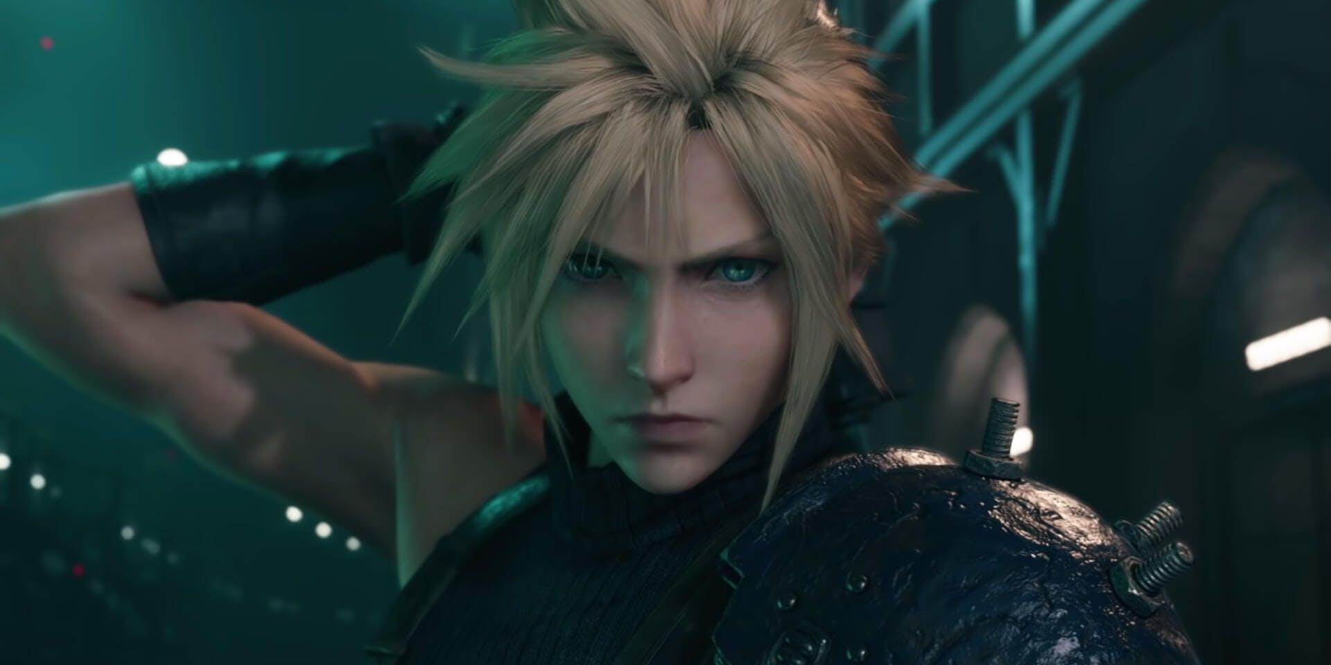 Final Fantasy 7 Remake - Cloud