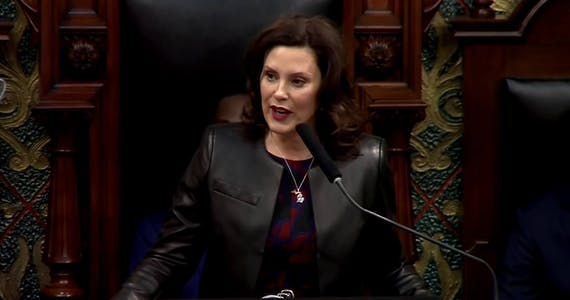 Gretchen Whitmer How To Watch The 2020 State of the Union