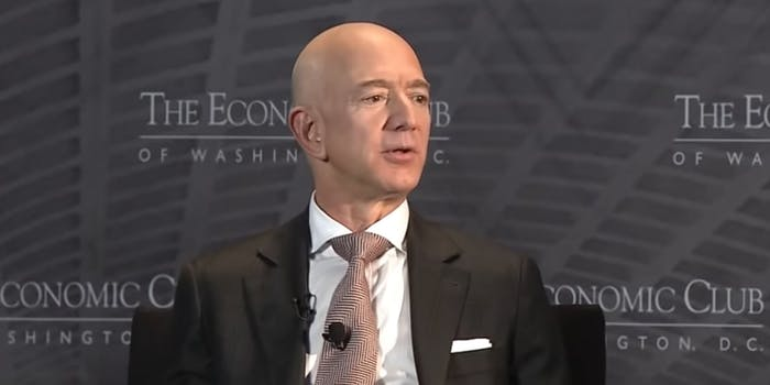 Jeff Bezos 10 Billion Climate Change